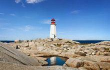 Panorama Of Nova Scotia's Icon...