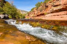Slide Rock State Park Arizona