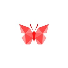 Butterfly Animal Icon Design V...