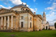 Cathedral Of Boris And Gleb In Novotorzhsky Borisoglebsky Monastery. Torzhok, Tver Oblast