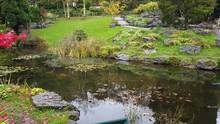 Chinese Garden In Avenham Park