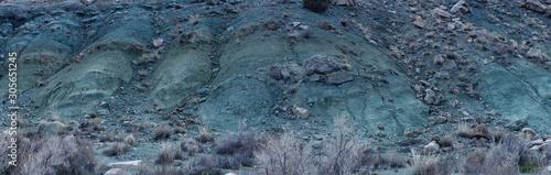 Obraz na plátně  Uranium Mountain