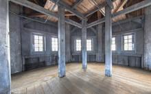 Woodwork Interior AA Toren