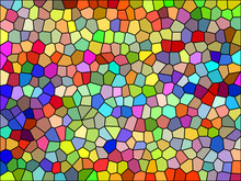 Abstract Colorful Background T...