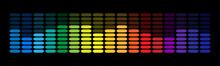 Sound Wave Equalizer Vector De...