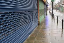 High Street Shops Closing Down...