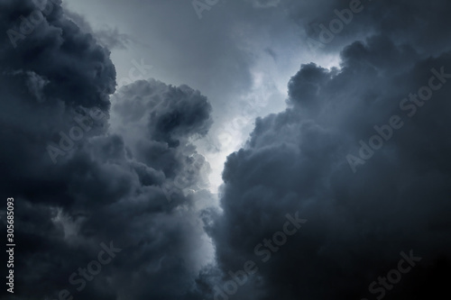 Fototapety, obrazy: Dramatic Cloudscape Background