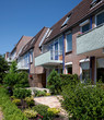 Dutch architecture. Appartments Netherlands