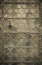 Old Metal Doors In Traditional...