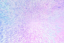 Abstract Festive Holographic M...