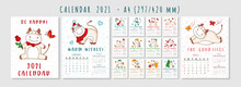 White Ox Calendar Or Planner A...