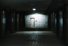 Train Station Underground Myst...