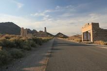 Rhyolite Ghost Town, Death Valley - Nevada