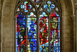 Les Andelys; France - july 2 2019 : collegiate church Notre Dame