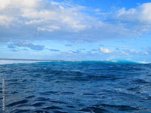 exploring tropical island paradise © Vladimir