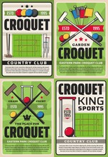 Croquet Country Club And Leagu...