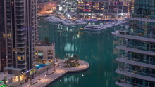 Waterfront Promenade In Dubai ...
