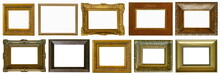 Frames Paintings Gold Antique ...