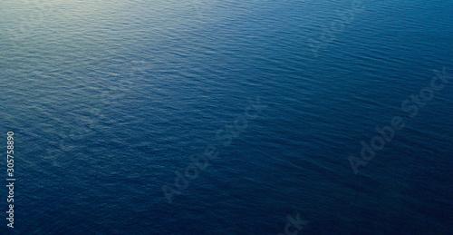 fototapeta na ścianę ocean aerial view