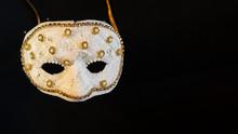 Venetian Carnival Masks, Hand-...