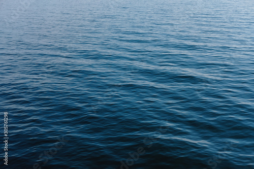blue water ocean surface