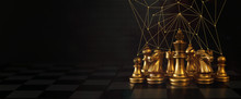 Image Of Chess Game. Business,...