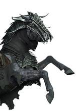 Armoured War Horse Rearing