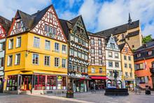 Cochem, Germany.