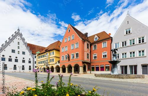 Fototapety, obrazy: Donauworth, Germany.