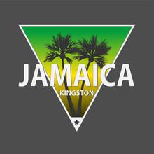 Kingston Jamaica Paradise Suns...