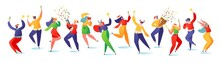 Colorful Vector Illustration W...