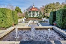 Dallas Arbitorum With Fountain