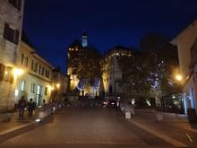 Ville De Chambéry De Nuit - S...