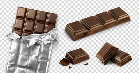 Chocolat vectoriel 2