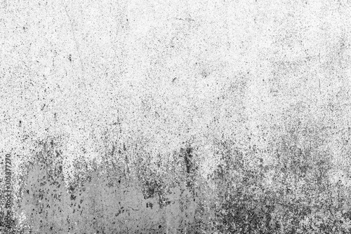 Fotografía  Metal texture with scratches and cracks which can be used as a background