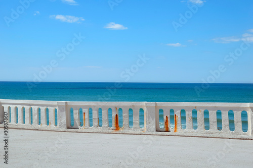 Wallpaper Mural Seaside, beach, view