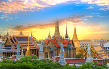 The Beautiful Of Wat Phra Kaew...