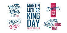 Martin Luther King Day Letteri...
