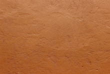Dark Terracotta Plaster Rough ...