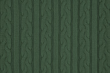 Knitwear Fabric Texture With P...