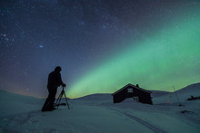 Northern Lights And Photograph...