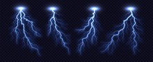 Lightning Bolt Collection Isol...