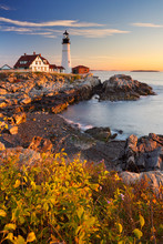 Portland Head Lighthouse, Main...