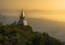 Wat Pra Bath Pu Pha Dang Temple