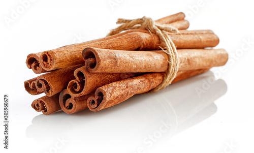Fototapeta Sheaf stick cinnamon