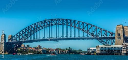 Poster Australie Sydney Harbour Bridge