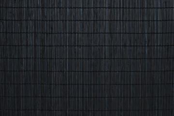 dark bamboo mat