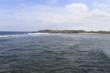 A beautiful view of Nusa Dua beach in Bali, Indonesia.
