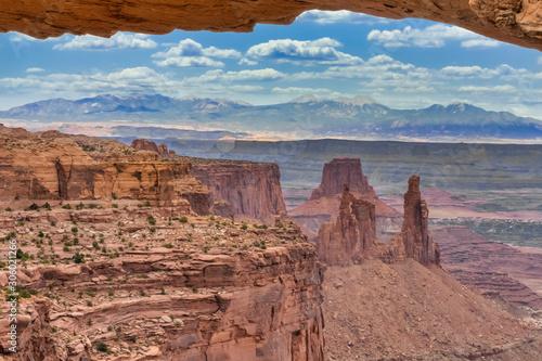 Vászonkép  Mesa Arch, Canyonlands National Park, Utah, USA