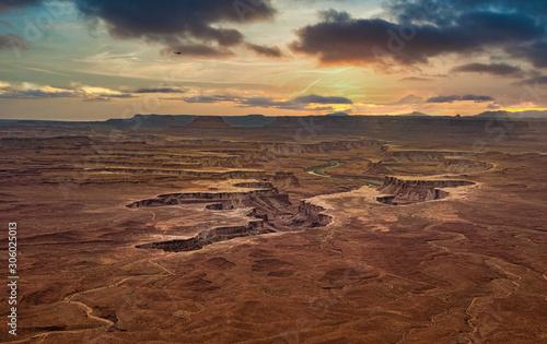 Fényképezés  Gran View Point, Canyonlands National Park, Utah, USA